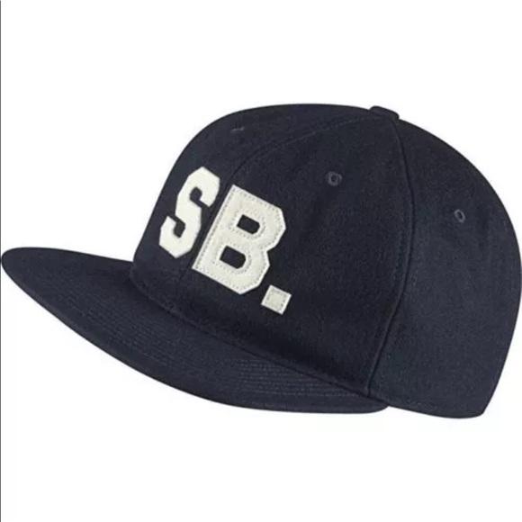 30650af5245 Nike SB Infield Pro Skateboard Strapback Wool Hat